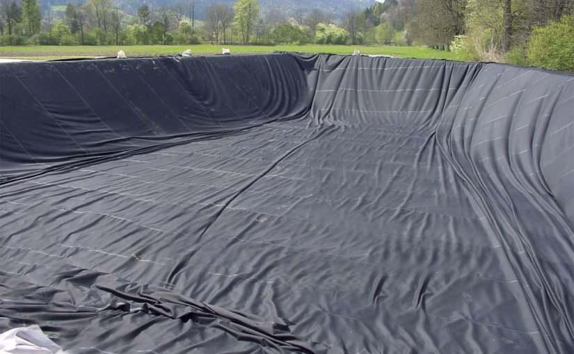 Ragam Geotextile: Geomembrane yang Kedap Air