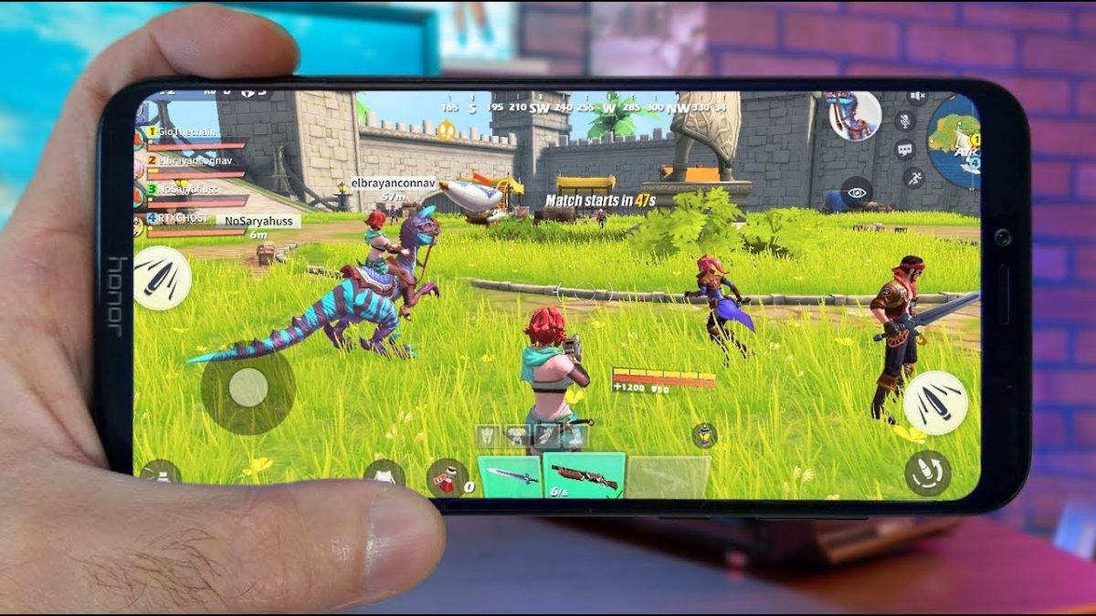 5 List of the Best Multiplayer Games Mobile in The World