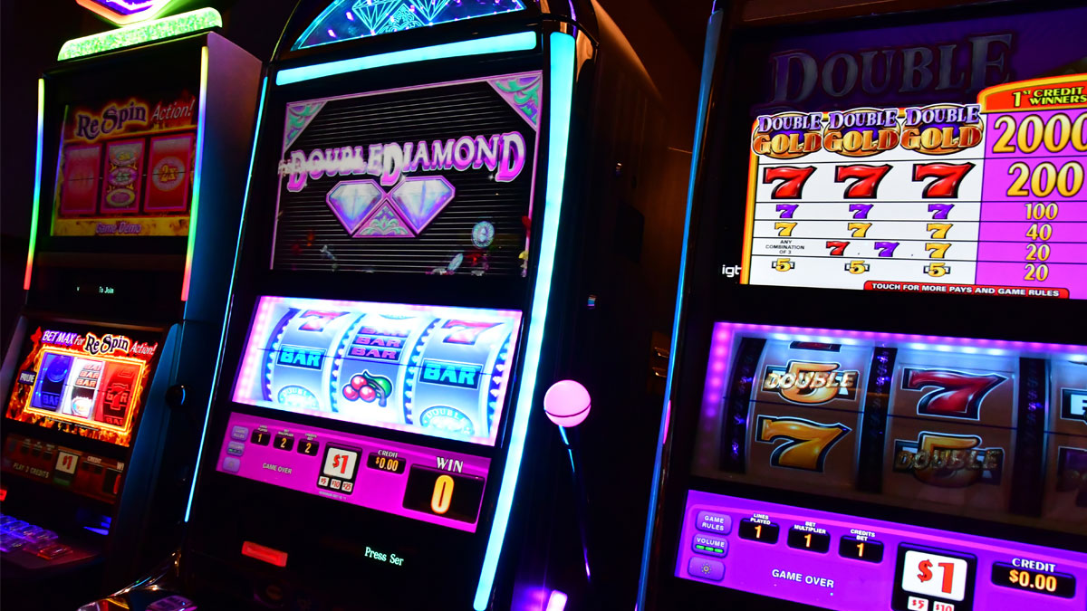 Different Types of Slot Games