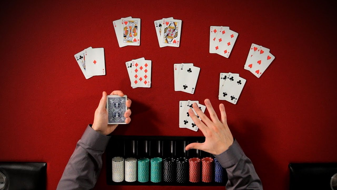 Play Suited Connectors in NL Hold'Em
